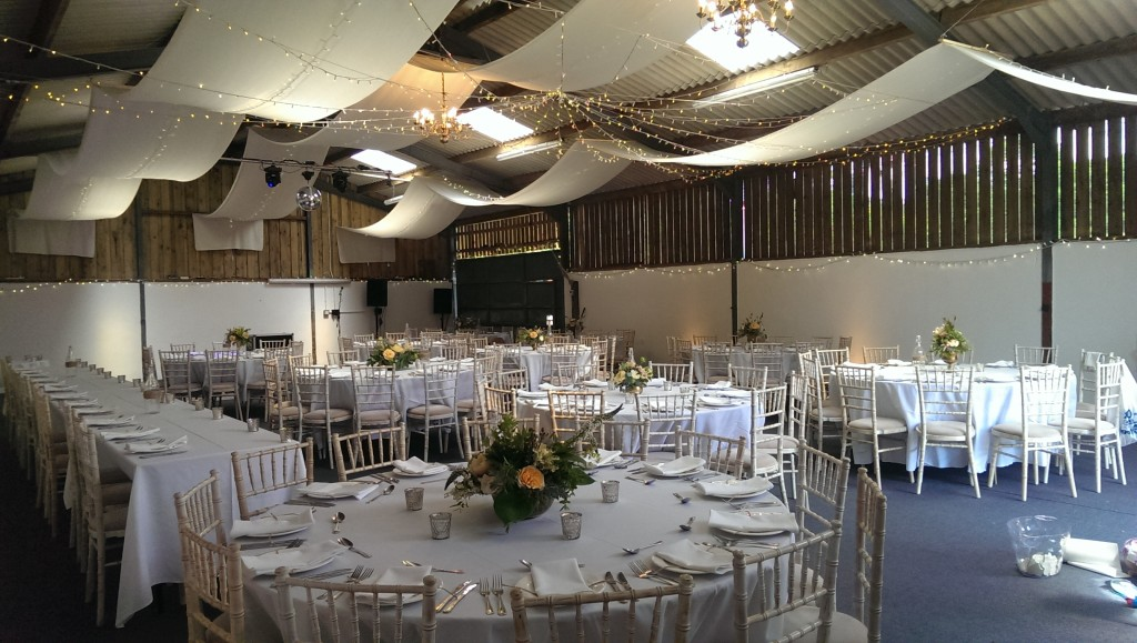 Weddings Catering Equipment Hire