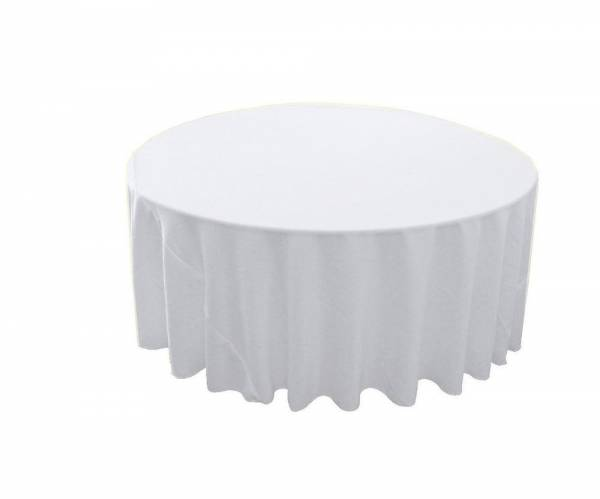 """130"""" Round Tablecloths"""