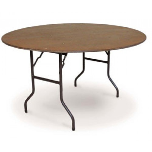 """5ft 6"""" Round Table"""