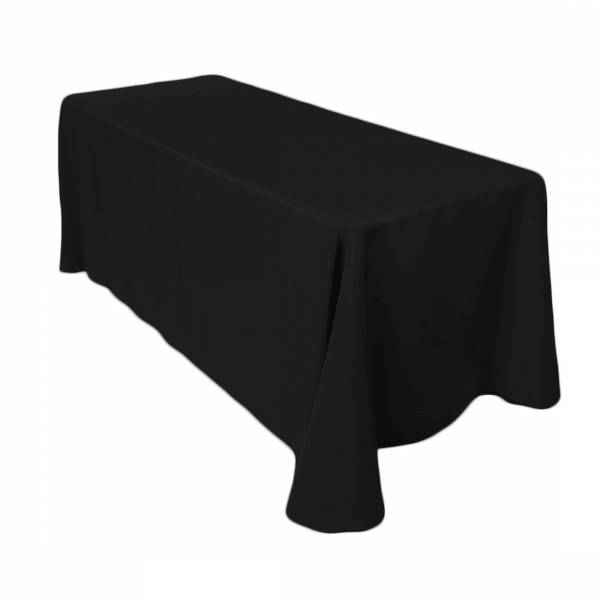 "70 x 144"" Oblong Tablecloth (Coloured)"