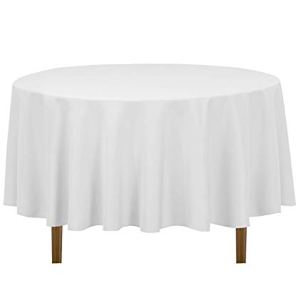 """90"""" Round Tablecloths"""