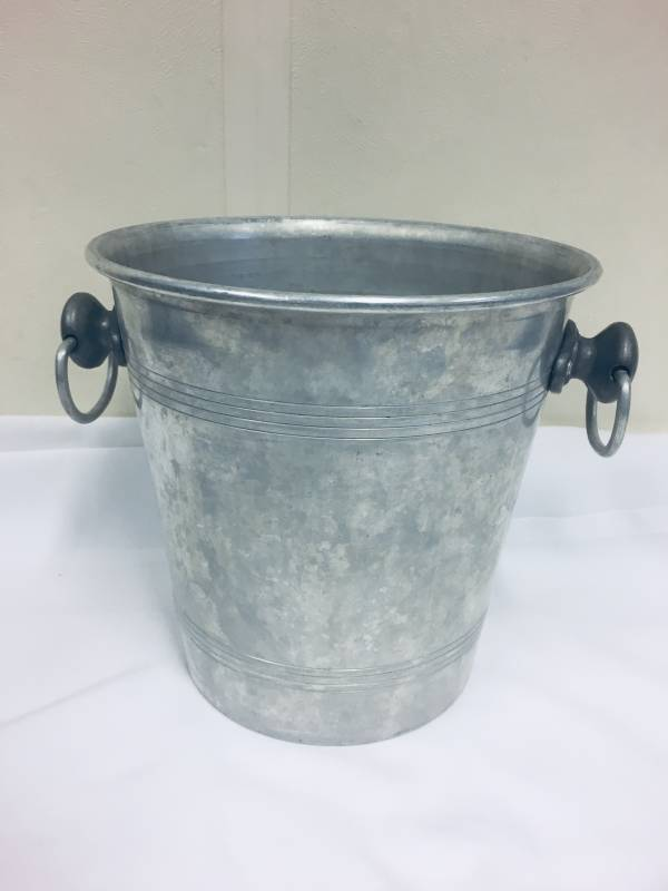 Rustic Champagne Bucket