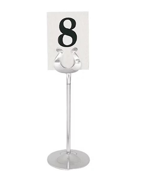 Table Number Stands & Numbers (1 - 20)