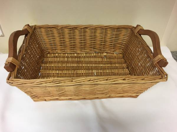 Wicker Bread Trug - Large