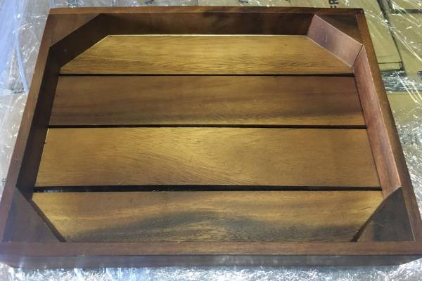 Wooden Bread Box - Large