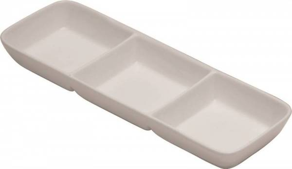 Dipping Plate - 3 section