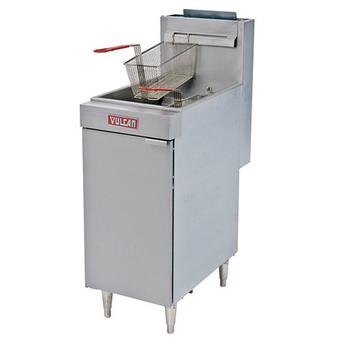 Double Gas Fryer (Freestanding)